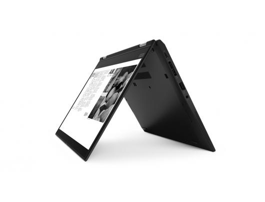 "Nešiojamas kompiuteris Lenovo ThinkPad X390 Yoga Black 13.3"" Touch IPS FHD i7-8565U 8GB 256GB SSD Windows 10 Pro"