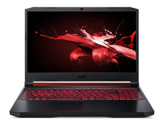 "Nešiojamas kompiuteris Acer Nitro 5 AN515-54 Black 15.6"" IPS FHD i5-9300H 16GB 1TB+128GB SSD NVIDIA GeForce 1650 4 GB Windows 10"