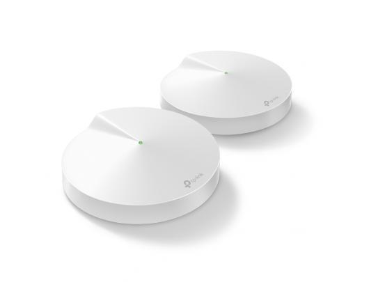 Maršrutizatorius TP-LINK Home Mesh Wi-Fi System Deco M9 Plus (2-Pack) 802.11ac