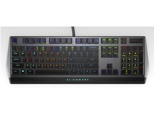 Žaidimų klaviatūra Dell 545-BBCL EN, laidinė