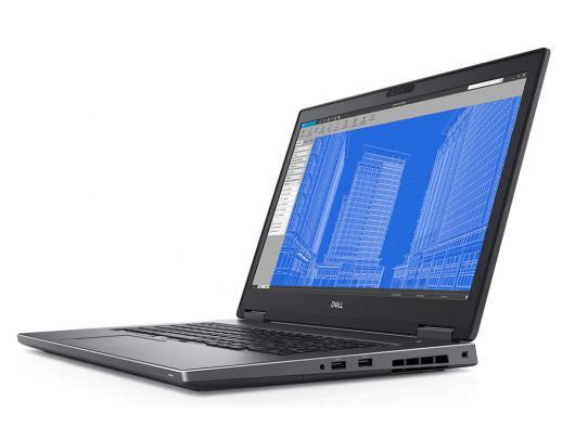 "Nešiojamas kompiuteris Dell Precision 7740 17.3"" IPS i9-9880H 32GB 512GB SSD NVIDIA Quadro RTX 3000 6GB Windows 10 Pro"