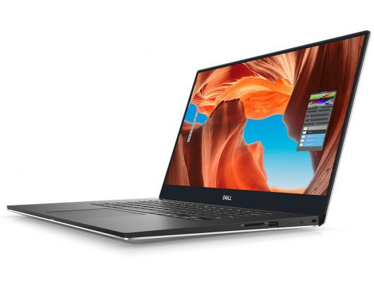 "Nešiojamas kompiuteris Dell XPS 15 7590 Silver 15.6"" UHD i9-9980HK 32GB 1TB SSD NVIDIA GeForce GTX 1650 4GB Windows 10 Pro"