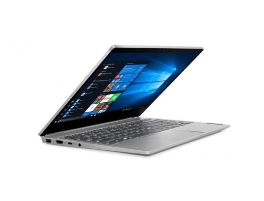 "Nešiojamas kompiuteris Lenovo ThinkBook 13s-IML Mineral Grey 13.3"" IPS i5-10210U 8GB 256GB SSD Intel UHD Windows 10 Pro"