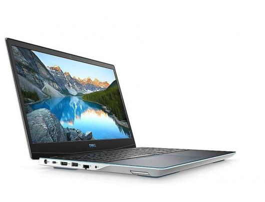 "Nešiojamas kompiuteris Dell G3 15 3590 White 15.6"" Matt i5-9300H 8GB 1TB+256GB SSD NVIDIA GeForce GTX 1650 4GB Windows 10 Pro"