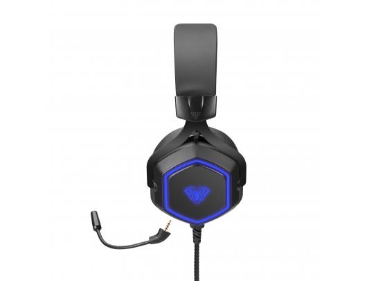 Žaidimų ausinės Aula G650