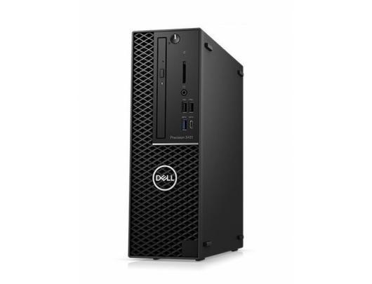 Kompiuteris Dell Precision 3431 Workstation i5-9500 8GB 256GB SSD AMD Radeon Pro WX3200 Windows 10 Pro