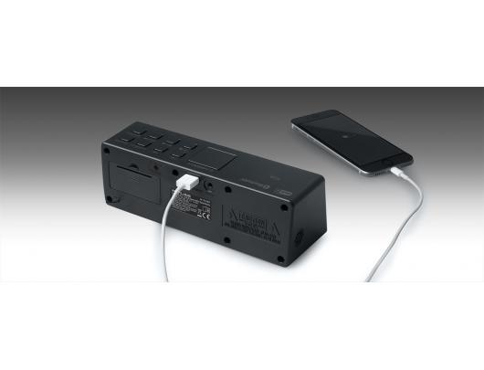 Radijo imtuvas Muse M-172DBT DAB+ / FM RDS Radio, Portable, Black