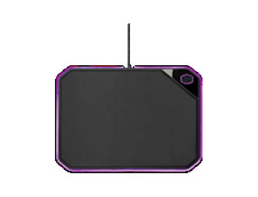 Pelės kilimėlis Cooler Master MP860 RGB Hard/Soft double sided
