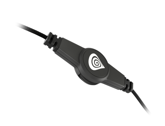 Žaidimų ausinės Genesis NSG-0901