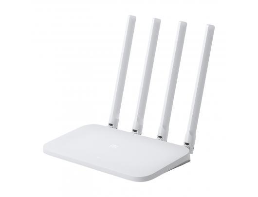 Maršrutizatorius Xiaomi Mi Router 4C 802.11n, 300 Mbit/s, Ethernet LAN (RJ-45) ports 3, Antenna type 4 External Antennas