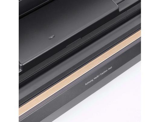 Vakuumatorius Caso HC 170 galia 110 W, Temperature control, Black/Stainless steel
