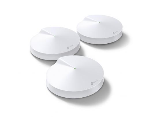 Maršrutizatorius TP-LINK Mesh WiFi System Deco M9 Plus (3-Pack) 802.11ac