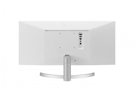 "Monitorius LG UltraWide Monitor with FreeSync 29WN600-W 29"", IPS, WFHD, 2560 x 1080 pixels, 21:9, 5 ms, 250 cd/m², Grey/Silver"
