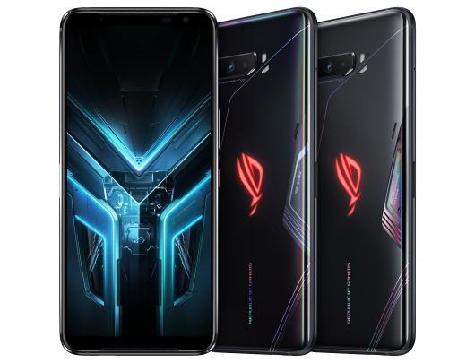 "Mobilus telefonas Asus ROG Phone 3 ZS661KS Black Glare 6.59"" 256GB Dual SIM 5G"