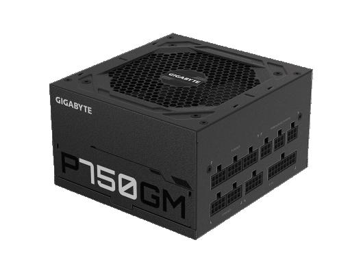 Maitinimo blokas Gigabyte GP-P750GM 750 W, 80 PLUS Gold certified