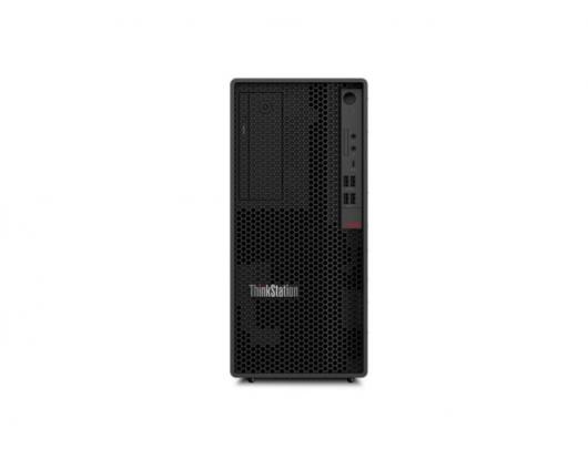 Kompiuteris Lenovo ThinkStation P340 Workstation, Tower, Intel Core i7, i7-10700K, Internal memory 16 GB, UDIMM DDR4, SSD 512 GB, Intel UHD, 9.0mm DVD±RW, Keyboard language Nordic, Windows 10 Pro, Warranty 36 month(s)