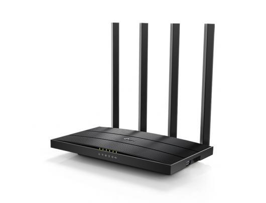 Maršrutizatorius TP-LINK AC1200 Wireless Gigabit Archer C6U 802.11ac