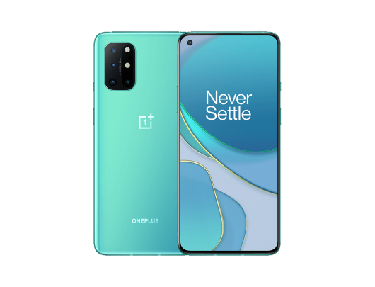 """Mobilus telefonas OnePlus 8T Aquamarine Green 6.55"""" 128GB Dual SIM 5G"""