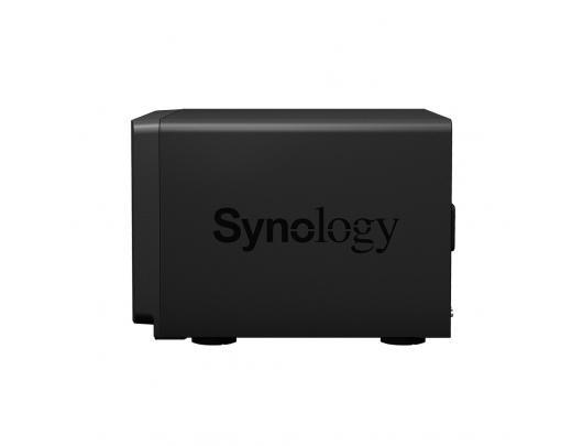 Diskų masyvas Synology Tower NAS DS1621xs+ up to 6 HDD/SSD Hot-Swap, Xeon D-1527 Quad Core, Processor frequency 2.2 GHz, 8 GB, DDR4, 2x M.2 2280 NVMe slots, RAID 0,1,5,6,10,Hybrid, 2x1GbE, 1x10GbE, 3xUSB 3.0, 2x eSATA, 1xPCIe, Dual Fan