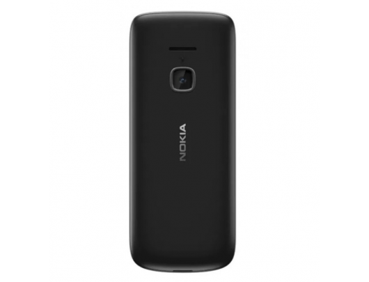 "Mobilus telefonas Nokia 225 4G TA-1316 Black, 2.4 "", TFT, 240 x 320 pixels, 64 MB, 128 MB, Dual SIM, Nano-SIM, 3G, Bluetooth, 5.0, USB version MicroUSB, Built-in camera, Main camera 0.3 MP, 1150 mAh"