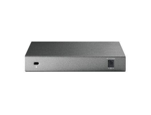 Maršrutizatorius TP-LINK SafeStream Multi-WAN VPN Router TL-R605 802.1q, 10/100/1000 Mbit/s, Ethernet LAN (RJ-45) ports 1 Fixed Gigabit LAN Port, 3 Changeable Gigabit WAN/LAN Ports, 1 Fixed Gigabit WAN Port