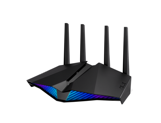 Maršrutizatorius Asus AX5400 Dual Band WiFi 6 Gaming RT-AX82U 802.11ax dviejų dažnių