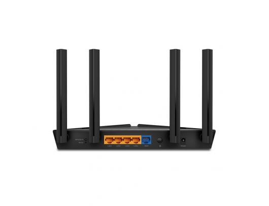Maršrutizatorius TP-LINK AX1500 Wi-Fi 6 Router Archer AX10 802.11ax, 1201+300 Mbit/s, 10/100/1000 Mbit/s, Ethernet LAN (RJ-45) ports 4, MU-MiMO Yes, Antenna type 4xExternal