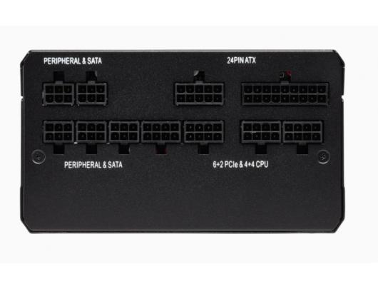 Maitinimo blokas Corsair Fully Modular PSU RMx Series RM750x 750 W, 80 PLUS GOLD certified