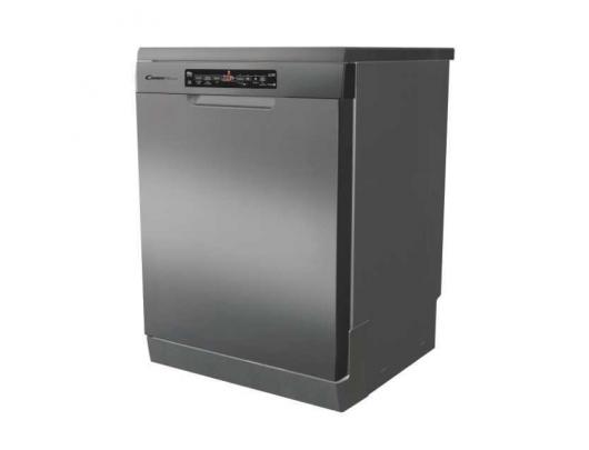 Indaplovė Candy Dishwasher CDPN 2D360PX Free standing, Width 59.8 cm, Number of place settings 13, Number of programs 9, Energy efficiency class E, Display, Stainless steel