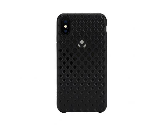 Dėklas Incase Lite for iPhone X - Juoda