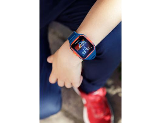 Išmanusis laikrodis Gudrutis Super-G Blast-Hero Blue